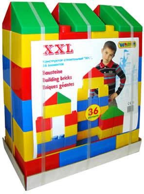 WADER-Bausteine-Bausteinblock-XXL-24-36-45-72-Stueck-12M