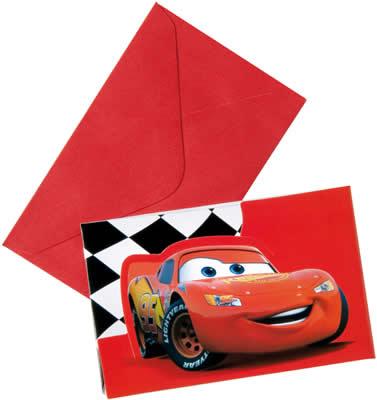 Kindergeburtstag Geburtstag Party Fete Motto Cars 2