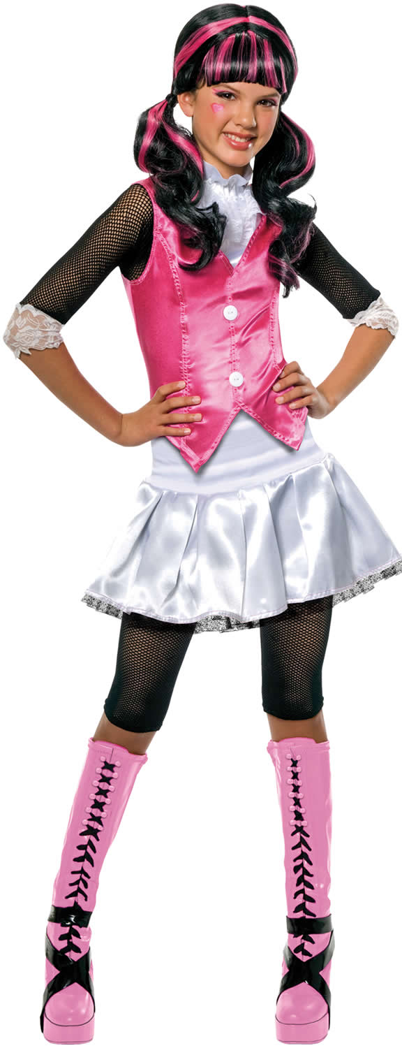 Monster-High-Kinder-Karneval-Fasching-Kostuem-104-152
