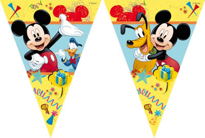 Kindergeburtstag Geburtstag Party Fete Motto Mickey Mouse