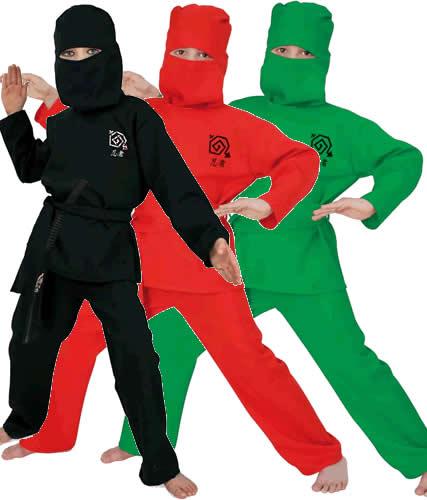 ninja kostum kinder selber machen strenge anz ge foto. Black Bedroom Furniture Sets. Home Design Ideas