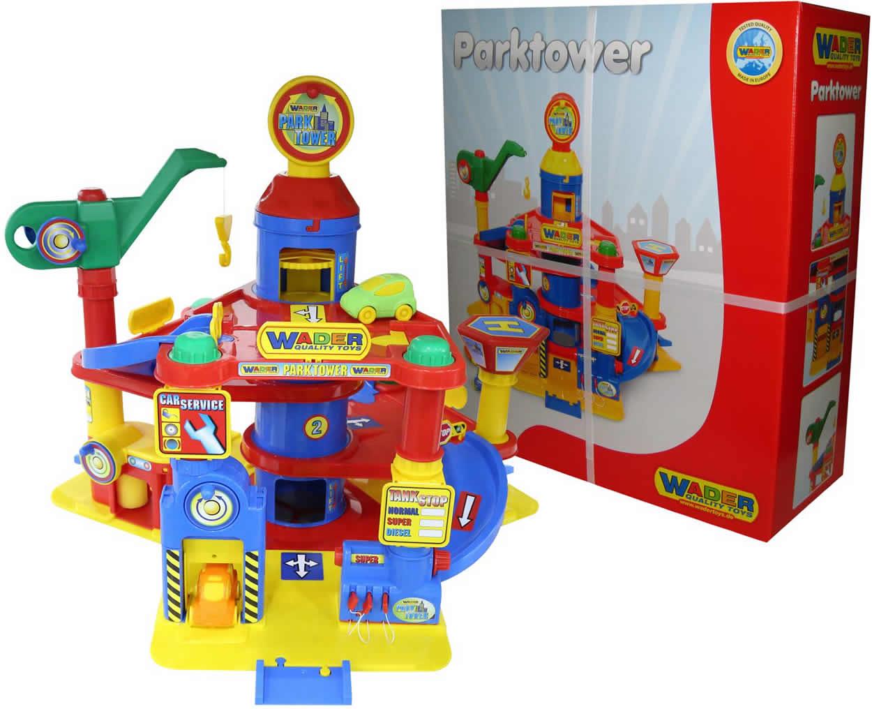 Wader park tower garage parkhaus parkgarage autogarage ebay for Garage auto express carignan