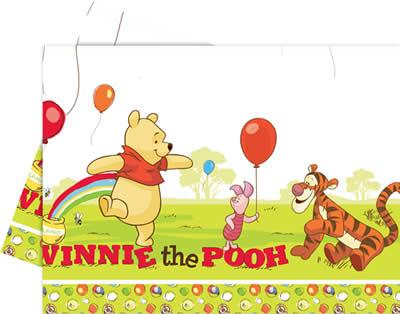 Kindergeburtstag-Geburtstag-Party-Fete-Motto-Winnie-Pooh