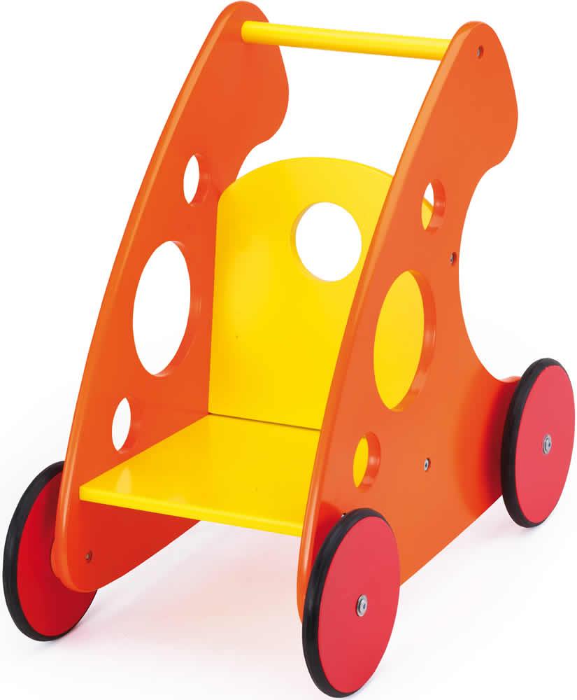 Lauflernwagen Holz Puppenwagen ~ Details zu Bayer Design Lauflernwagen Puppenwagen Holz