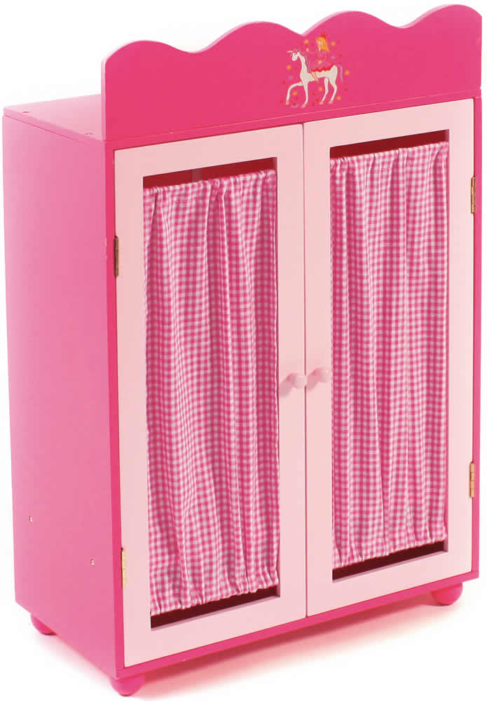 chic 2000 bayer little fairy pink holz puppenm bel. Black Bedroom Furniture Sets. Home Design Ideas
