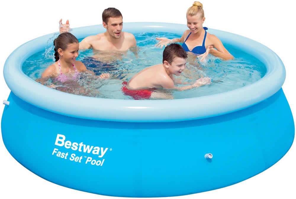 bestway swimmingpool pool schwimmbecken planschbecken. Black Bedroom Furniture Sets. Home Design Ideas