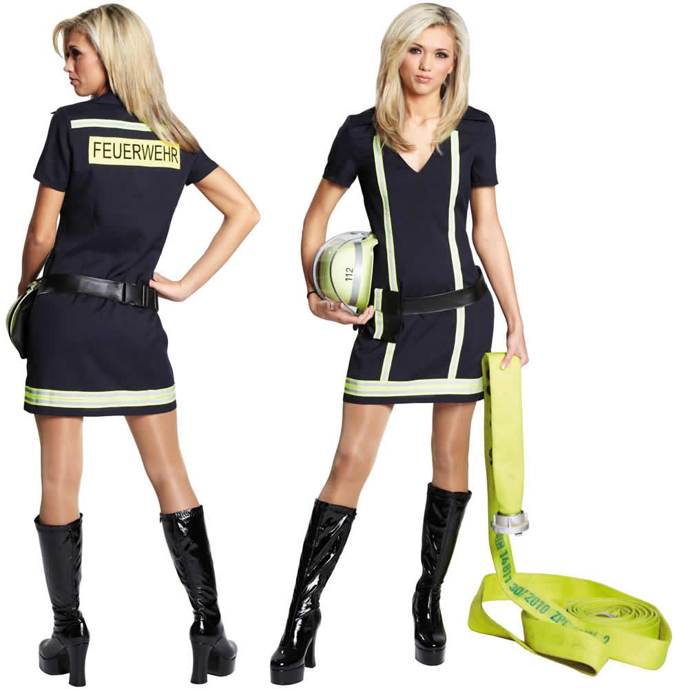 Sexy-Feuerwehrfrau-Feuerwehr-Karneval-Fasching-Kostuem-34-44