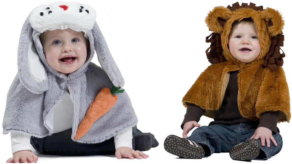 cape l we h schen hase baby kinder karneval fasching kost m ebay. Black Bedroom Furniture Sets. Home Design Ideas
