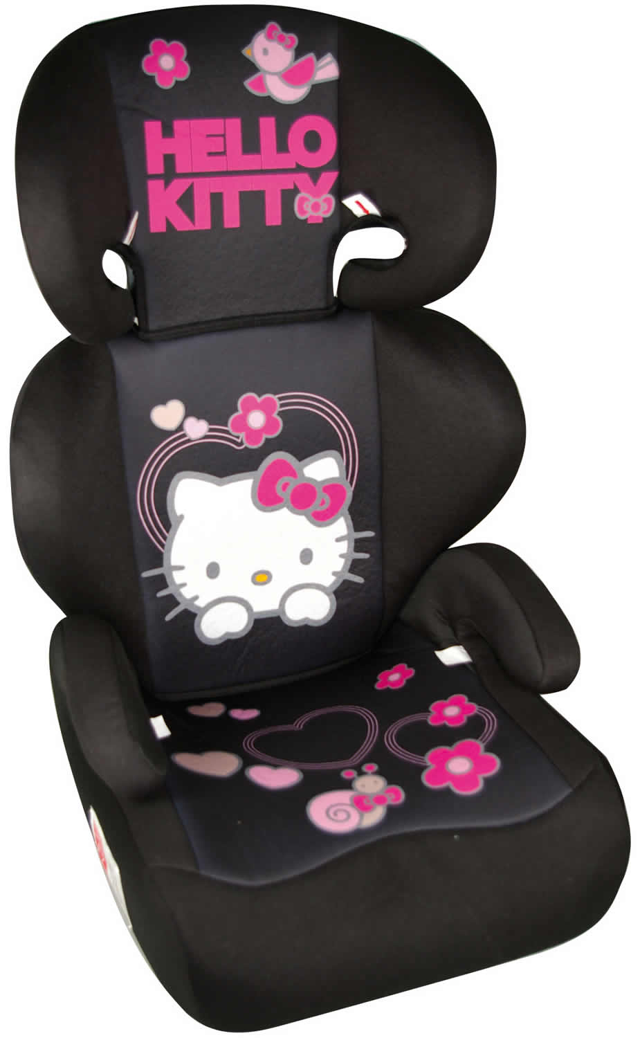 auto kindersitz autositz kinderautositz hello kitty 15 36 kg ebay. Black Bedroom Furniture Sets. Home Design Ideas