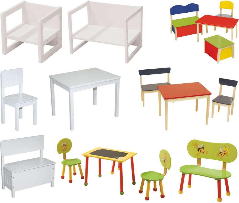 roba kinder sitzgruppe tisch kinderstuhl stuhl sitzbank truhe ebay. Black Bedroom Furniture Sets. Home Design Ideas