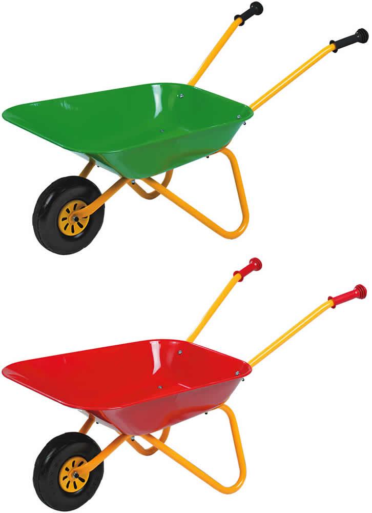 rolly toys kinderschubkarre metallschubkarre metall schubkarre kinder ebay. Black Bedroom Furniture Sets. Home Design Ideas