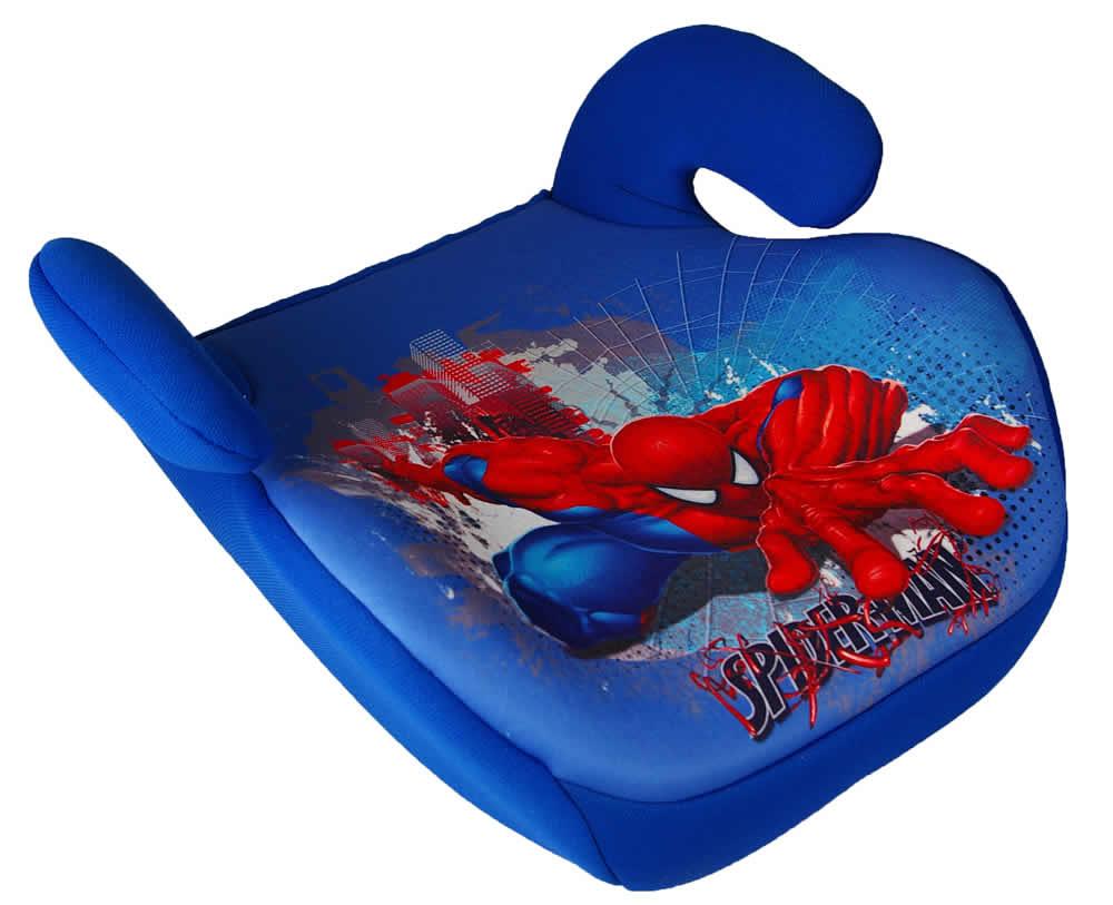 auto kindersitz sitzerh hung spiderman spider man 15 36 kg. Black Bedroom Furniture Sets. Home Design Ideas