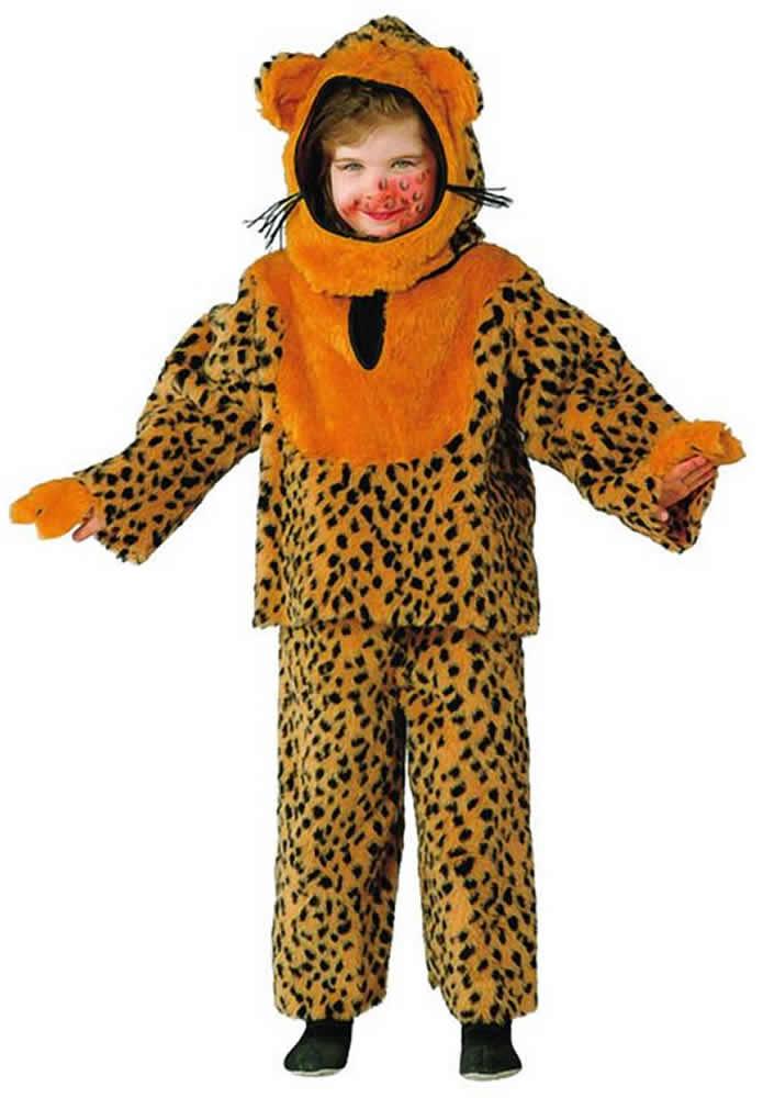 katze tiger kinder karneval fasching kost m 92 116 ebay. Black Bedroom Furniture Sets. Home Design Ideas