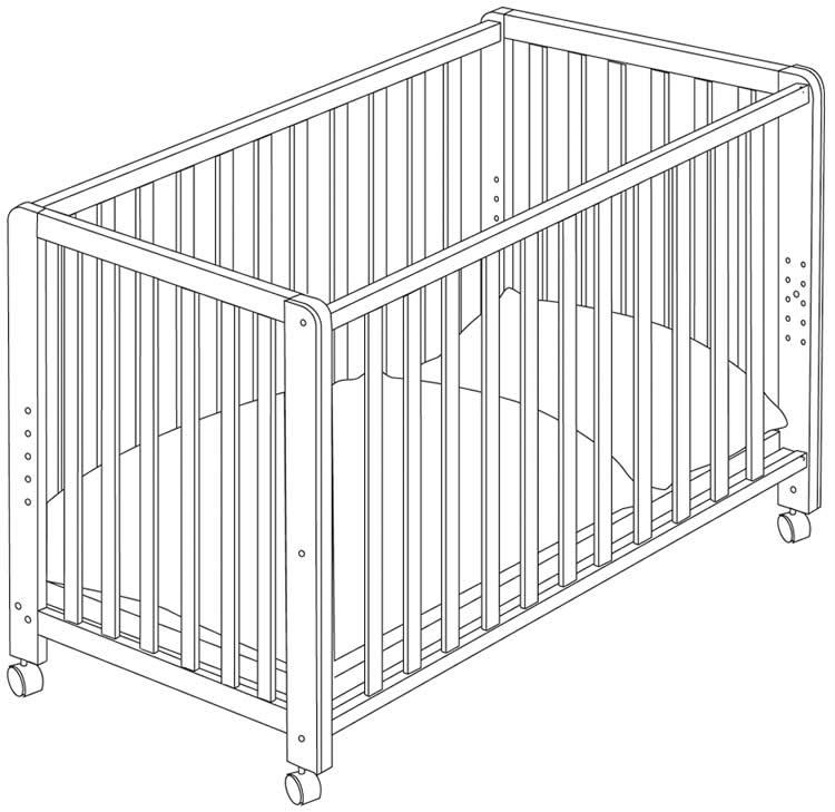 roba room bed babybett kinderbett beistellbett juniorbett ebay. Black Bedroom Furniture Sets. Home Design Ideas