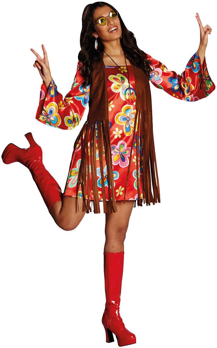 hippie flower power 70er jahre peace karneval fasching. Black Bedroom Furniture Sets. Home Design Ideas