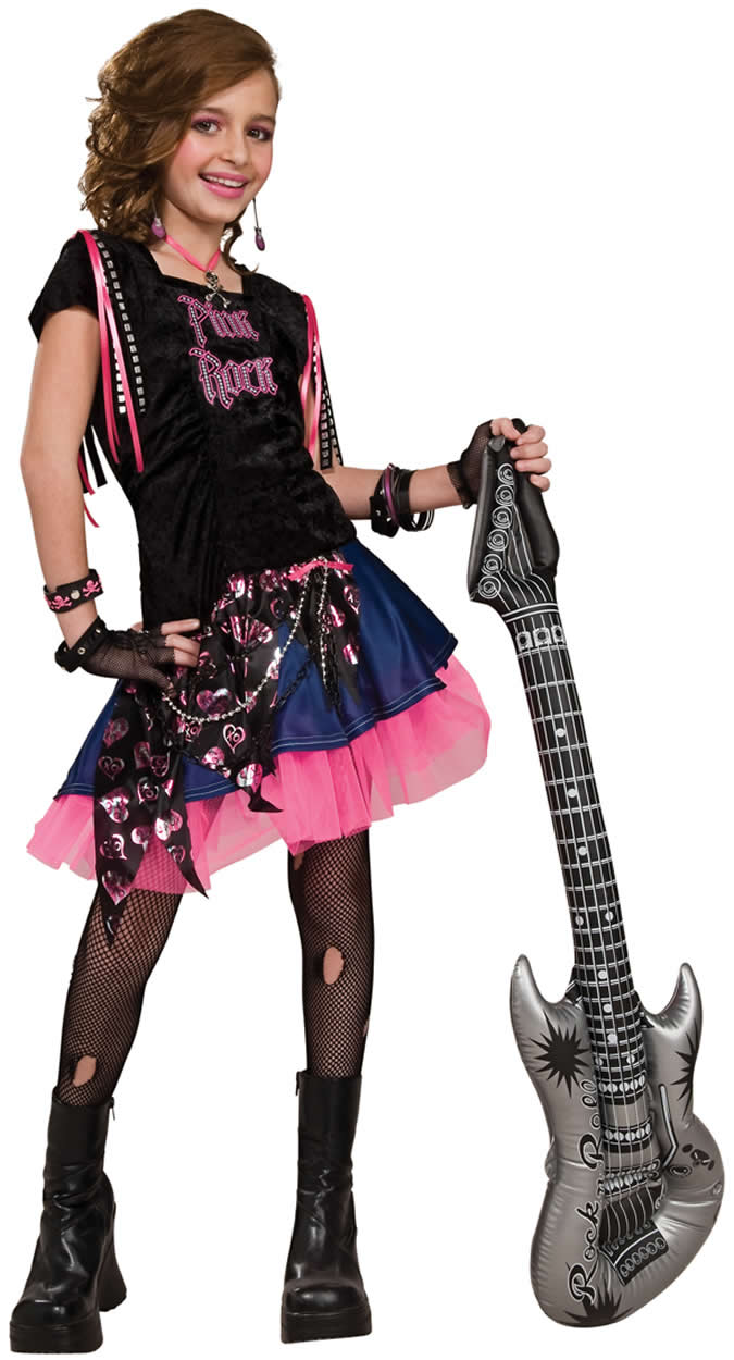 fasching punk girl