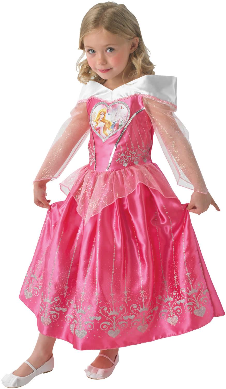 Dornröschen Kostüm Kinder : disney sleeping beauty dornr schen prinzessin kinder karneval kost m 104 128 ebay ~ Frokenaadalensverden.com Haus und Dekorationen