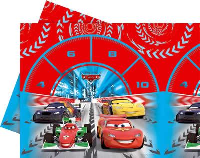 Kindergeburtstag Geburtstag Party Fete Moto Cars Racers Red