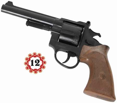Cowboy Revolver Western Pistole Karneval Fasching