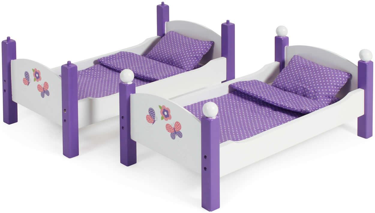 chic 2000 bayer papilio purple holz puppenm bel hochstuhl wiege bett schrank ebay. Black Bedroom Furniture Sets. Home Design Ideas