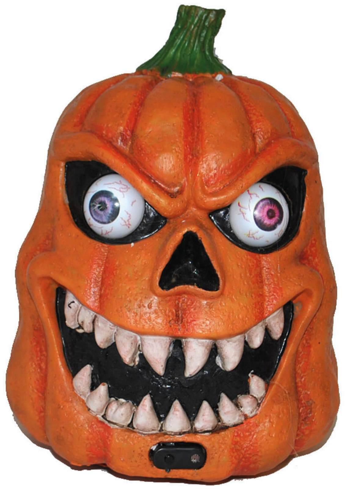 Klapperschlange Animierte Halloween Deko Halloween Horror Dekoration
