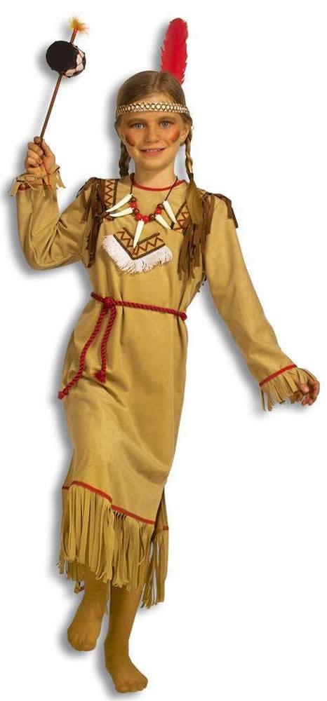 indianerm dchen indianerin indianer kinder karneval kost m 104 164 ebay