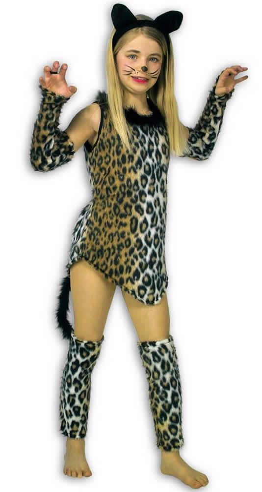 Katze Schnurrli Katzchen Tiger Kinder Karneval Kostum 128 164 Ebay