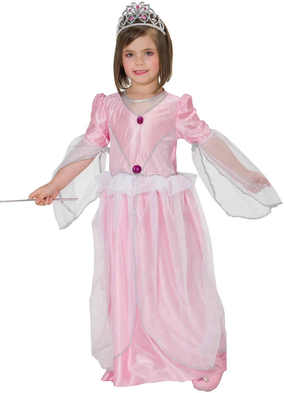 Prinzessin Tausendschön Kinder Karneval Fasching Kostüm 128-140   eBay