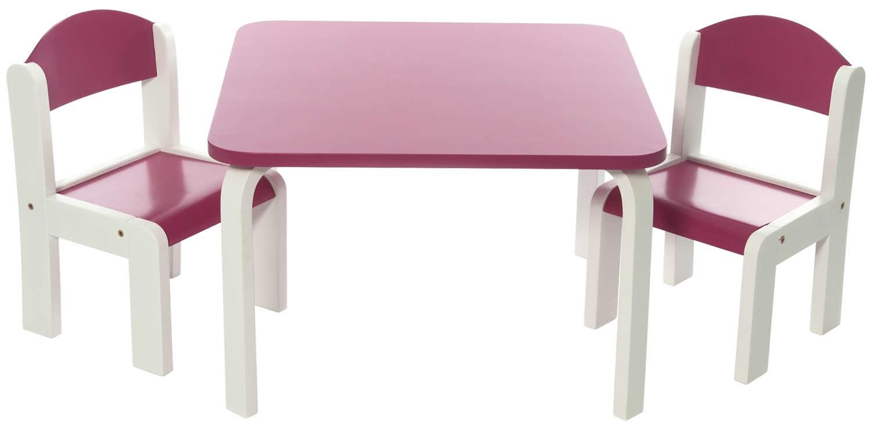 Kinder sitzgruppe fabio oder fabio xl mit tisch und 2 - Kindertisch und stuhle set ...