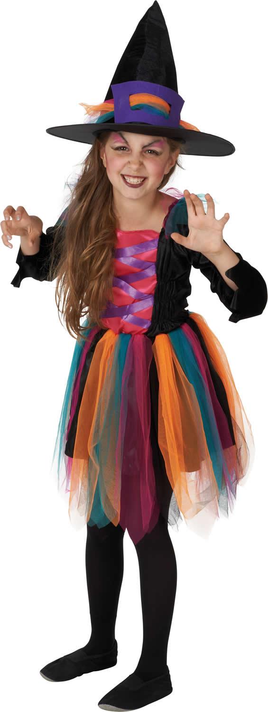 hexe hexen halloween kinder karneval fasching kostuem