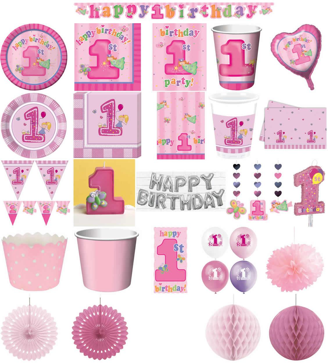 Kindergeburtstag Geburtstag Party Fete Feier Motto 1 Geburtstag