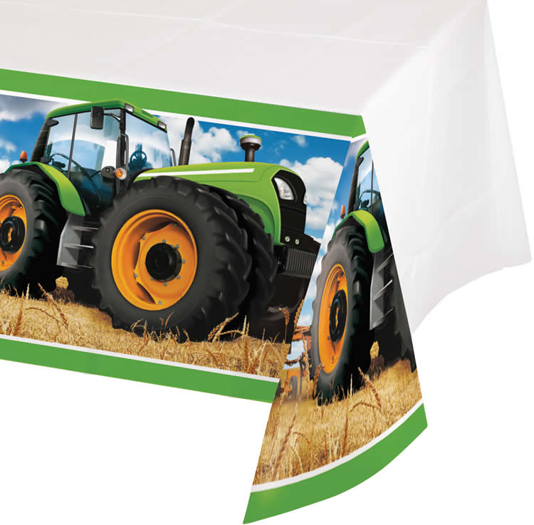 kindergeburtstag geburtstag party fete feier motto traktor. Black Bedroom Furniture Sets. Home Design Ideas
