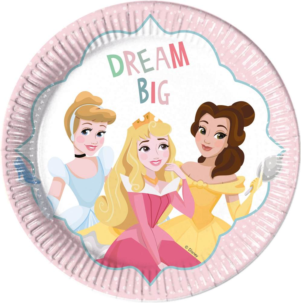 Kinder-Geburtstag Party Deko Feier Fete Motto Disney Prinzessin ...