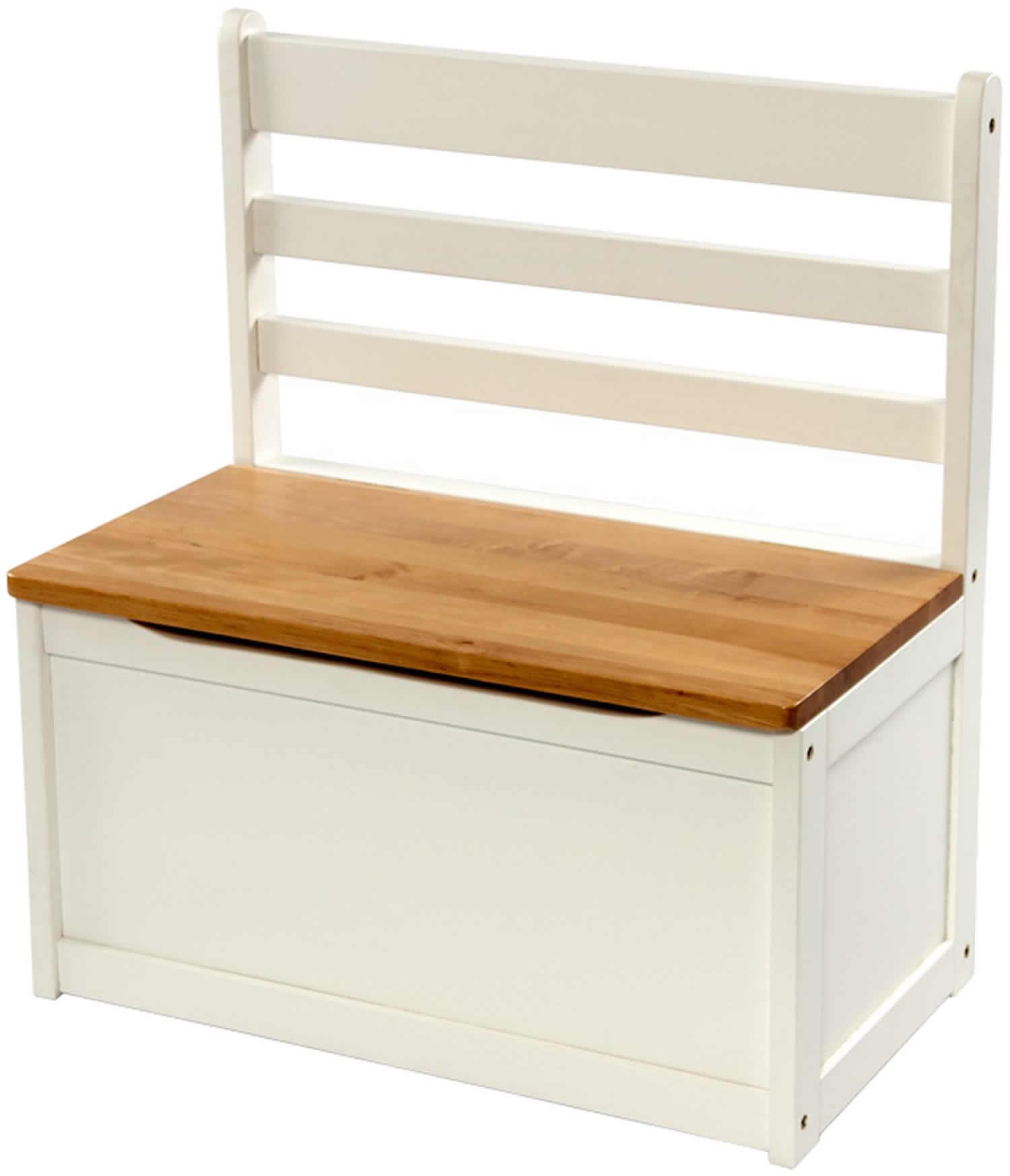 Kinder Sitzbank Holzbank Truhenbank Truhe Spielzeugbox | eBay
