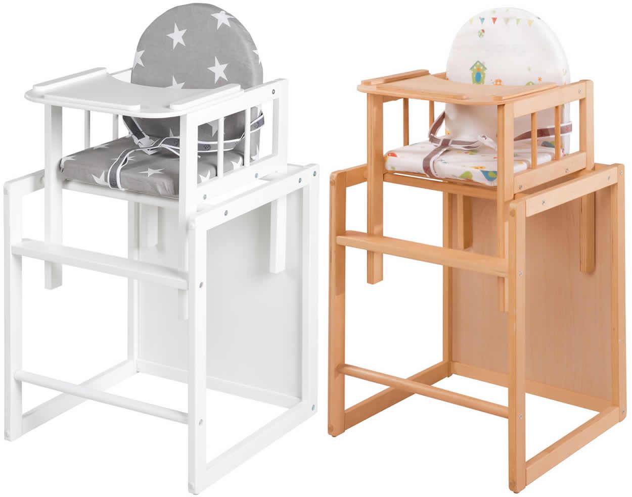 roba kombihochstuhl hochstuhl kinderhochstuhl holz ebay. Black Bedroom Furniture Sets. Home Design Ideas