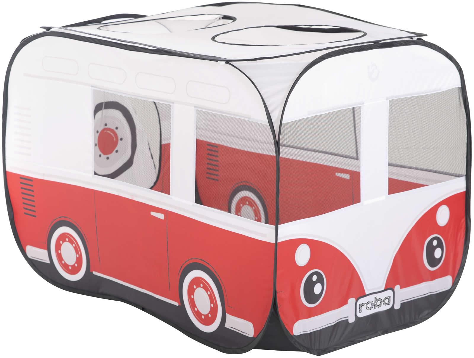 roba spielzelt pop up kinderzelt spielhaus b llebad zelt ebay. Black Bedroom Furniture Sets. Home Design Ideas