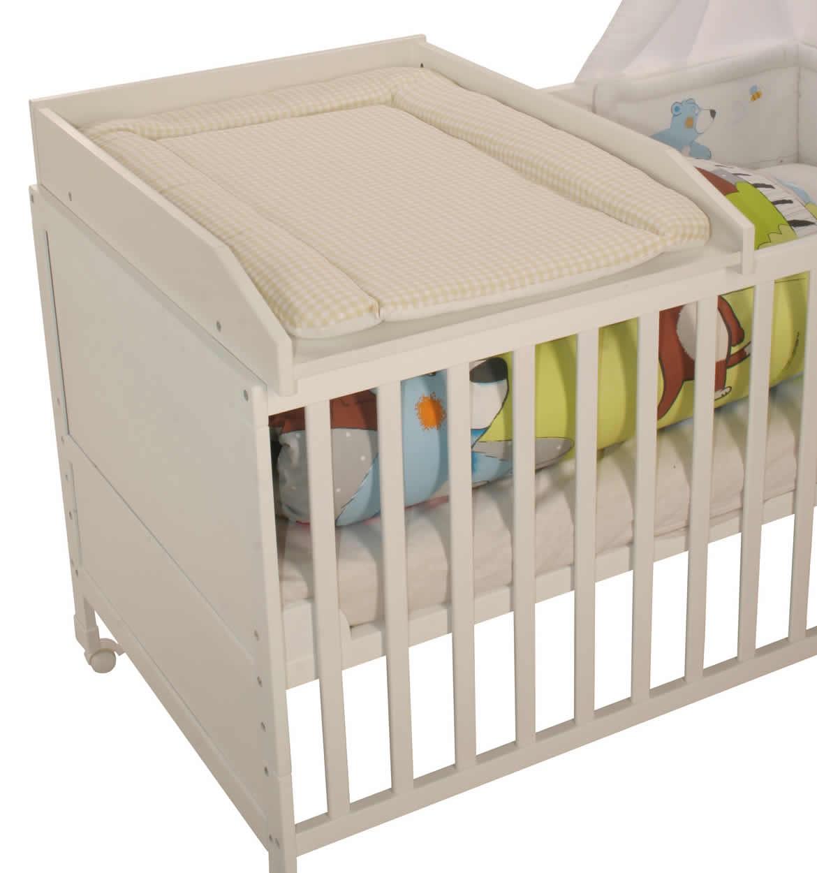 roba Wickelplatte Wickelauflage Auflage für Babybett Bett | eBay