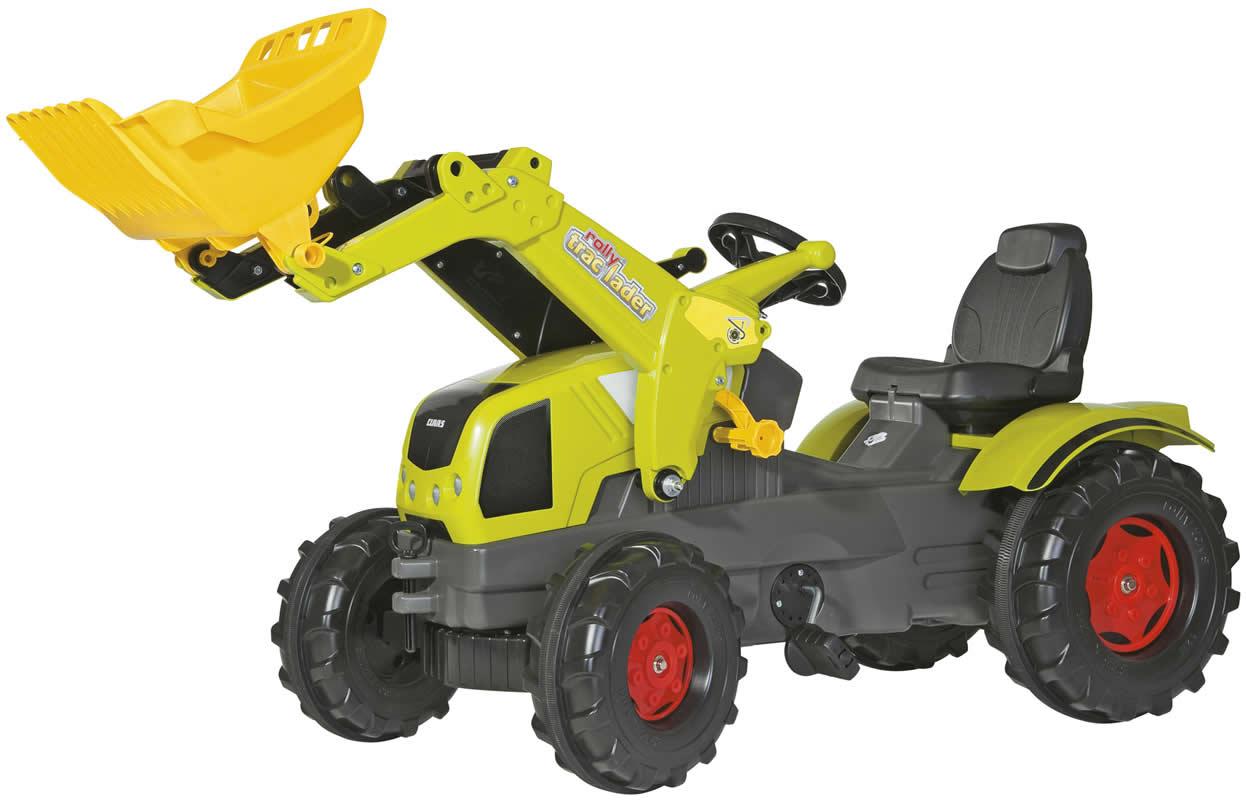 rolly toys 611041 Traktor Claas Axos 340 mit rollyTrac Lader | eBay