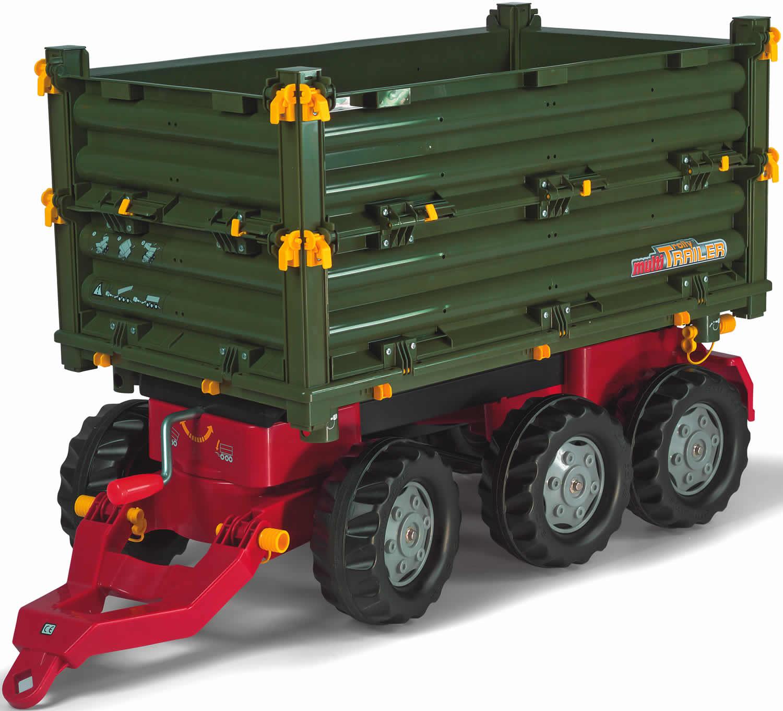 rolly toys trailer kipper anh nger john deere deutz fahr. Black Bedroom Furniture Sets. Home Design Ideas