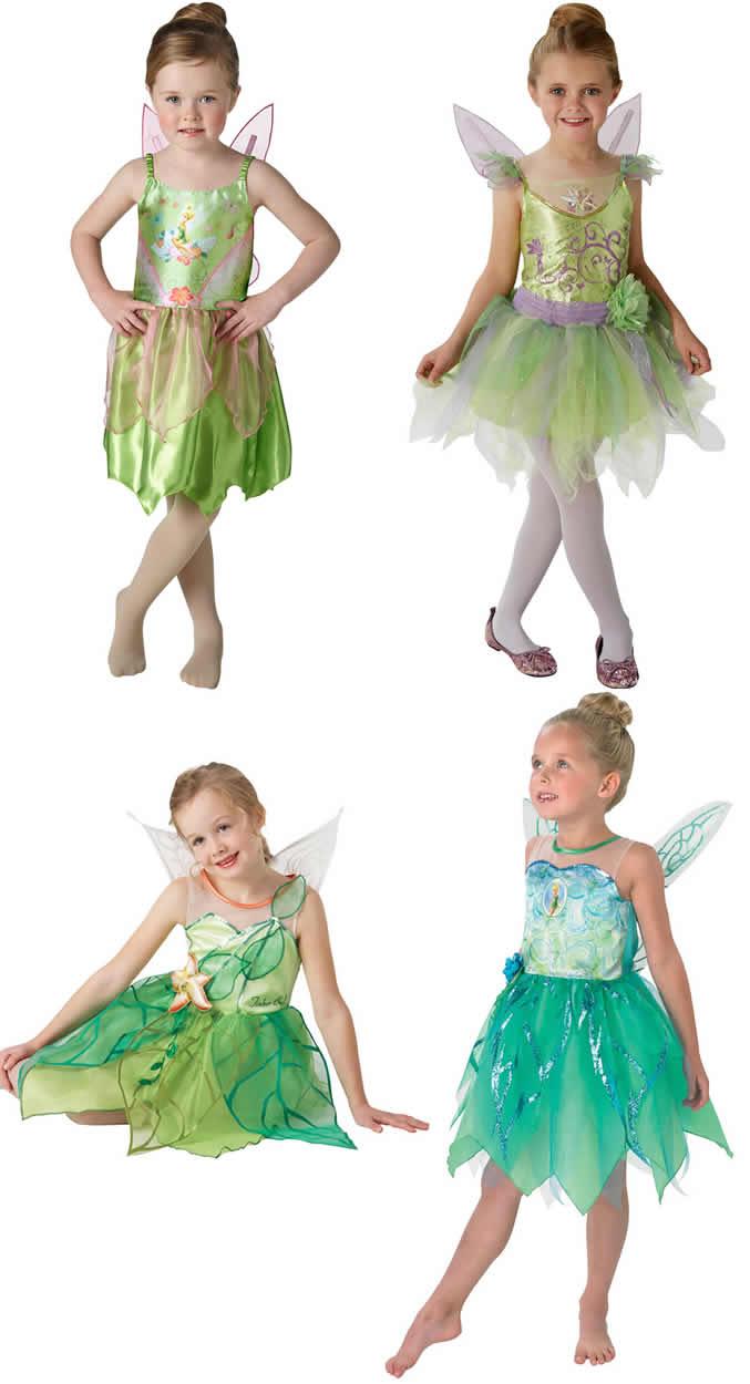 tinkerbell tinker bell disney fairy fee kinder karneval. Black Bedroom Furniture Sets. Home Design Ideas