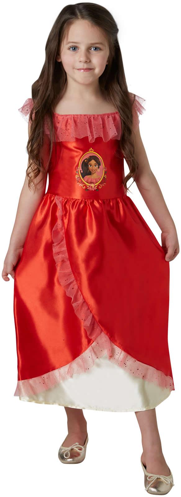 Elena von Avalor Disney Latina Prinzessin Kinder Karneval Kostüm 104 ...