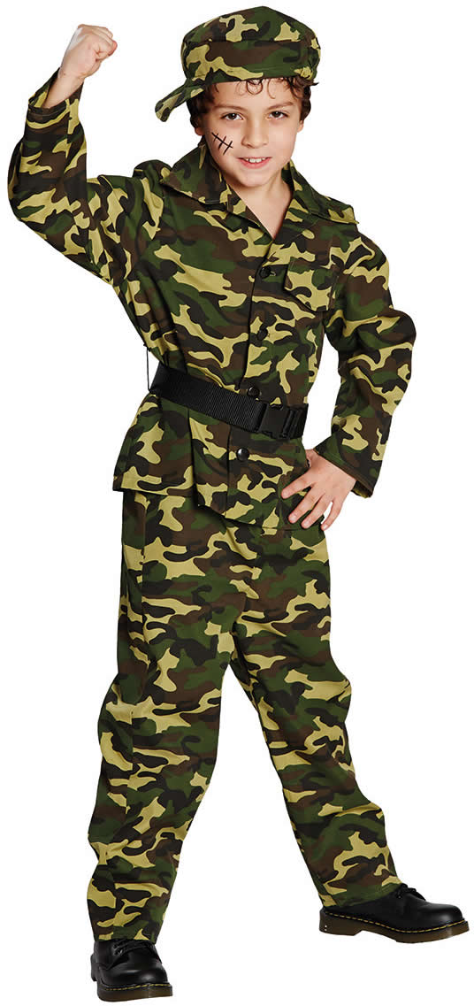 k mpfer soldat cadet armee army kinder karneval fasching. Black Bedroom Furniture Sets. Home Design Ideas