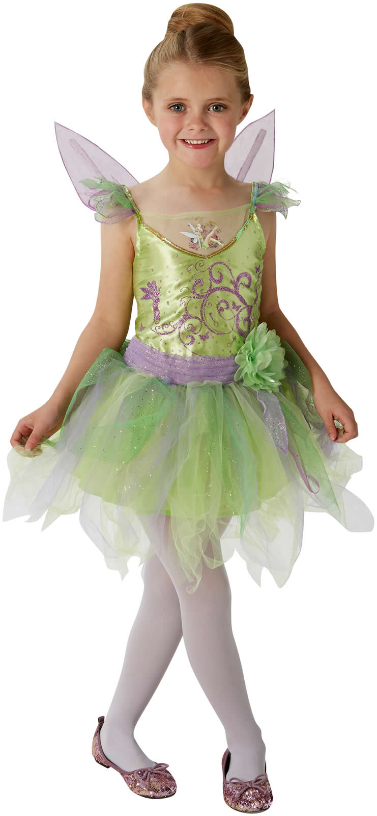 tinkerbell tinker bell disney fairy fee kinder karneval. Black Bedroom Furniture Sets. Home Design Ideas